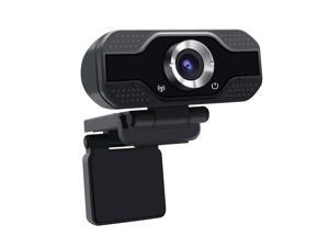 1080P Webcam Built-in Microphone Smart Web Camera USB Streaming Beauty Live Camera for Computer Android TV