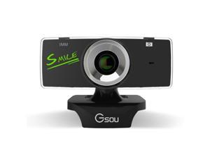B18S HD Webcam Built-in Microphone Smart Web Camera USB Streaming Live Camera With Noise Cancellation