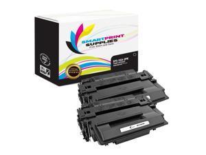 P3015 Printers for LaserJet P3010 Supply Spot offers 2 PK Compatible CE255X Black Toners 55X