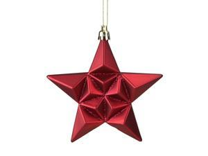 a104ed481 Best Choice Products Set of 72 Handcrafted Shatterproof Hanging Christmas  Ornaments Decoration w/ Glitter Design - Red - Newegg.com