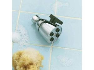Ace Adjustable Spray Showerhead, Chrome, #49539