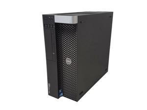 Dell Precision T3600 Workstation E5-2670 2.6GHz 8-Cores 32GB DDR3 Quadro K2000 NEW 512GB SSD Windows 10 Pro