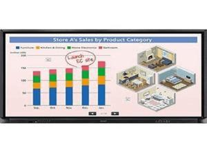 "Sharp PN-CE701H AQUOS BOARD 70"" 4K 3840 x 2160 UHD Interactive Display"