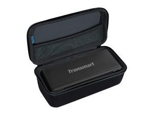 TUDIA EVA Empty Carrying Case Compatible with Tronsmart Mega Bluetooth 4.2 40W Bluetooth Speaker (Black) [CASE ONLY, Device NOT Included]
