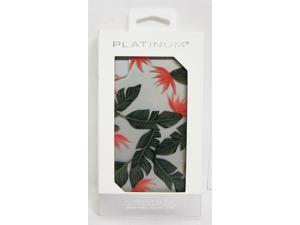 Platinum - Hardshell Case for Apple iPhone XS Max - Palm Trees/Clear