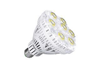 (Updated) SANSI 40W LED Light Bulb, 300-350W Equiv, 5000K Daylight, 5500lm Br...