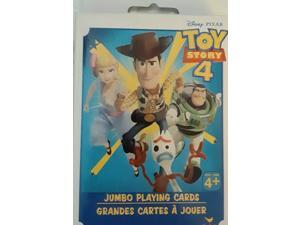 DISNEY TOY STORY 4 PLAYING CARDS #disneyplayingcards #toystory4cards #disney
