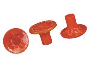 Mutual Industries 14640-25-4 OSHA Rebar Cap (Pack of 25), 700 Pounds Capacity...