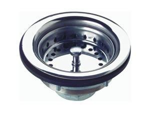 Basket Sink Strainer,No 645663H,  Watts Water Technologies