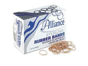 Alliance 24145 Sterling Ergonomically Correct Rubber Bands #14 1/8 x 2 3100 p...