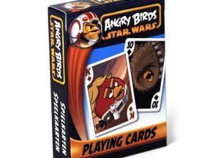 ANGRY BIRDS STAR WARS PLAYING CARDS #angrybirdsplayingcards #starwarscards