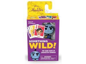 Funko Disney Something Wild Aladdin Card Game NEW IN STOCK