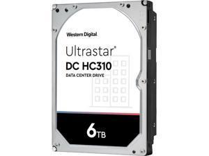 """Ultrastar 7K6 Hus726t6tal5205 6Tb 3.5"""" Sas Internal Hard Drive 0B36050"""