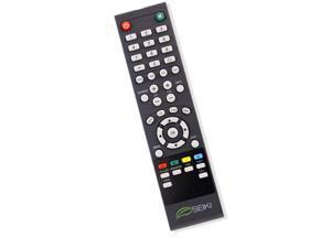 New TV Remote for SEIKI TV SE32HY27 SE47FY19 SE48FY19 SE22FR01 LC-46G68 SC552GS