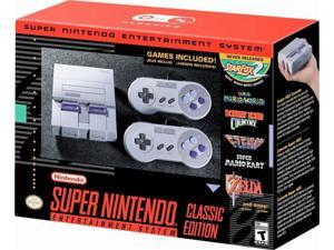 SNES Classic Mini Edition - Super Nintendo Entertainment System - Brand !