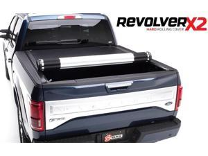 Bakflip Revolver X Toyota Tundra   Bed With Oe Track