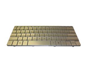 New Genuine HP Mini 310 311 Silver Keyboard 580954-001 AEFP6U00210 SG-33800-XUA