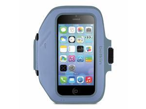 Belkin Armband Case Cover for Apple iPhone 5 5s 5c SE - New - Pale Blue