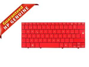 New Genuine HP Mini 1000 508800-131 84Keys QWERTY Red Laptop Keyboard 508800-131