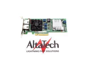 SR LP+FH 10Gb IBM Lenovo QLogic 8200 CNA VFA 10GbE PCI-E Dual Port NIC+2x SFP