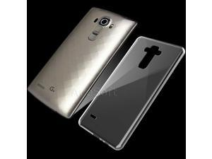 Transparent Ultra-Thin Slim Soft TPU Protective Case Cover for LG G4 ...