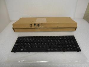 New! Genuine Lenovo Canadian English French Keyboard 25200935 IdeaPad Z575