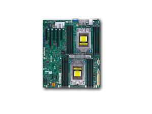*LATEST REV 2.0* SuperMicro H11DSi Motherboard -supports Dual AMD EPYC 7001/7002