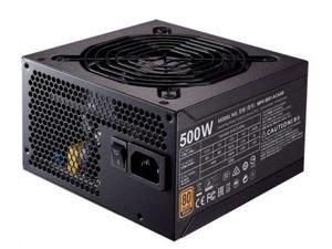 CoolerMaster Power Supply MWE BRONZE 500W Power Supply ATX 12V APFC SATA PCI
