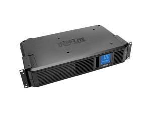 Tripp Lite UPS Smart 1200VA 700W Rackmount Tower LCD AVR 120V USB DB9 RJ45