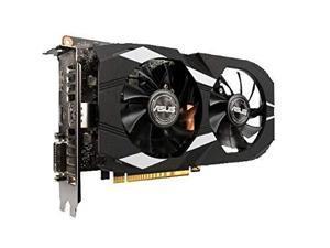 ASUS GeForce GTX 1660 Ti DUAL OC 6GB GDDR6 DUAL-GTX1660TI-O6G Video Graphic Card GPU