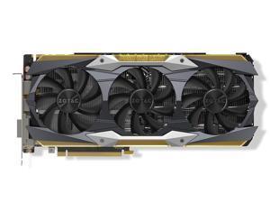 Zotac GeForce GTX 1080 Ti AMP! Extreme Core ZT-P10810F-10P Video Graphics Card GPU