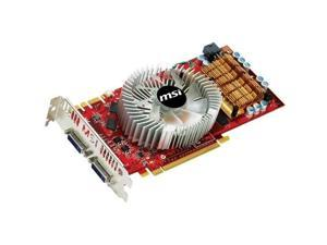 MSI N250GTS-2D512-OC GeForce GTS 250 512MB 256-Bit GDDR3 PCI Express 2.0 Video Card