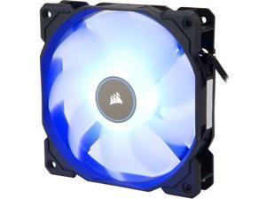 Corsair AF Series AF120 LED (2018) CO-9050084-WW 120mm Blue LED Case Fan, 3-Pack