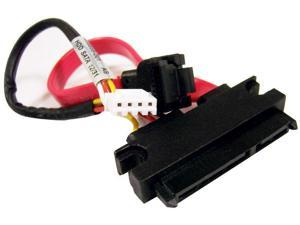 HP Pro 4300 AiO Hdd Sata S5 Cable NEW Bulk 697325-001 26AWG E180908 Internal Cab
