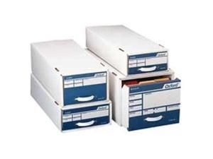 """Oxford Standard Storage File - Stackable - 5"""" Height X 24"""" Width X 11"""" (ess6)"""