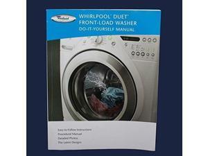 whirlpool w10210906 training manualwasher