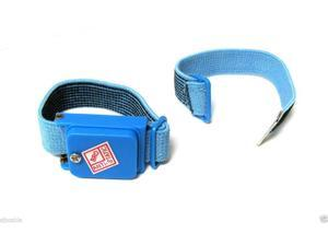 NEW BLUE Anti Static Antistatic Wristband Strap Band Cordless US SELLER