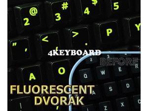 252f0109e93 New Glowing fluorescent Dvorak keyboard stickers