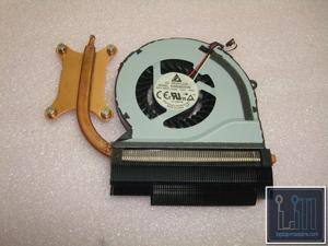 Samsung NP550P NP550P5CL CPU Cooling Fan with Heatsink BA62-00766A