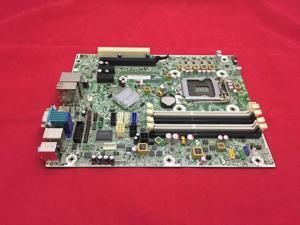 HP Compaq Pro SFF 6200 Intel LGA 1155 System Motherboard 615114-001 Tested