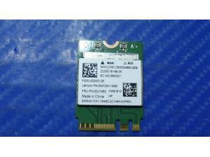 "Lenovo IdeaPad 110-15ISK 15.6"" OEM Wireless Wi-Fi Card 00JT482 RTL8821AENF ER*"