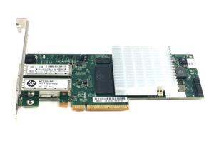 QLE3242-HP HP Nc523SFP Qle3242 10GB Dual Port SFP Network Adapter