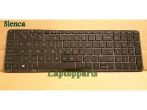 GENUINE US Keyboard For HP 15-e 15-n 15-g 15-r Laptop Series W/Frame