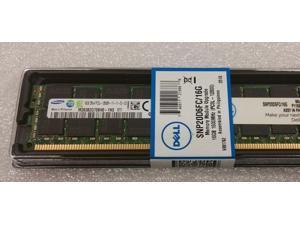 NEW 12GB 3x4GB Memory PC3-10600 DDR3-1333 ECC Unbuffered HP Proliant DL980 G7
