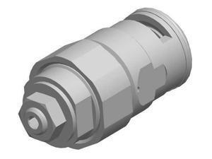PARKER GRESEN RP51A-3000 Pressure Relief Valve,Hydraulic