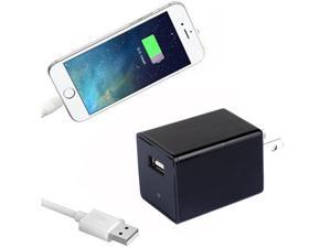 P2P HD Smallest WIFI AC Plug Spy Camera USB Wall Charger Hidden Spy Wifi Camera / Nanny Cam / Home Security & Surveillance Camera Adapter Support iPhone / Android Smartphones APP Remote View Z99