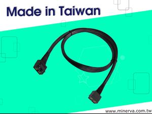 Broadcom HBA 9400-16i Tri-Mode for Mini SAS HD (SFF-8643) 8-Lane to Mini SAS HD 8-Lane Cable