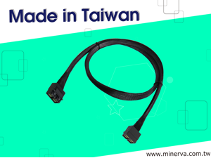 Broadcom MegaRAID 9460-8i Tri-Mode for Mini SAS HD (SFF-8643) 8-Lane to Mini SAS HD 8-Lane Cable