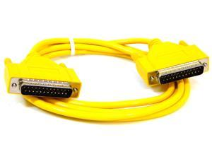 Symantec pcAnywhere M-M DB25 Parallel Cable 07-95-00001 6-FT Long