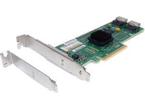 Intel 3Gb 8-Ports SAS/SATA RAID Controller SASUC8I L3-25071-00C E51681-150